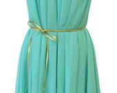 Grecian dress - Jouaillerie