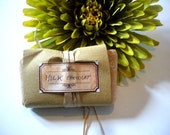 Eco friendly chocolate and milk soap....2,4 oz - WONDERFULBEAUTY
