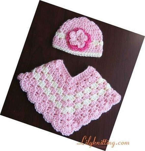 Free Poncho Patterns And Crochet And Yarn Purple Kitty ~ manet for .