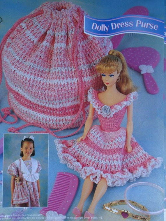 Crochet Barbie Doll Clothes Patterns Crochet For Beginners