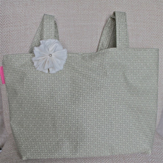 Market Bag with Pocket