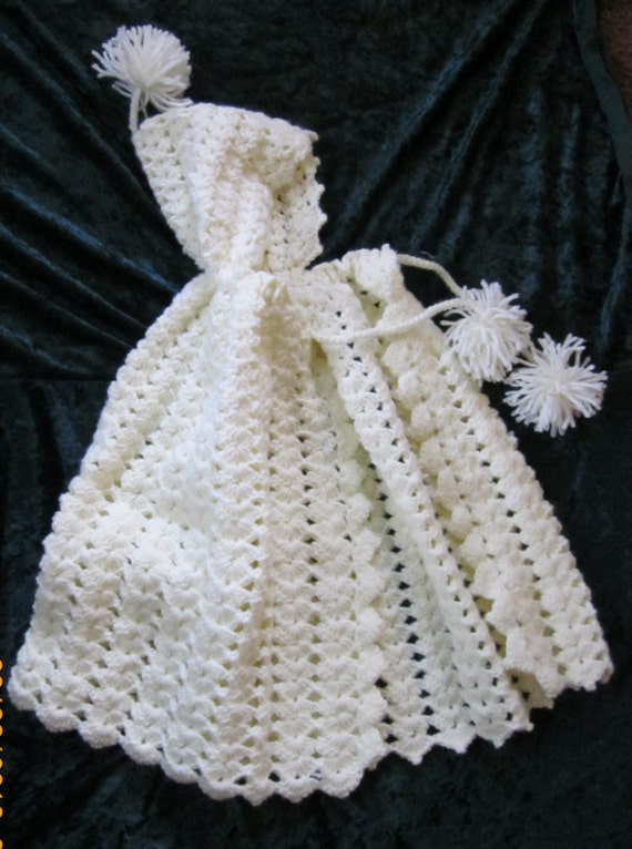 Capes and Capelets Free Patterns - Crochet -- All About Crocheting