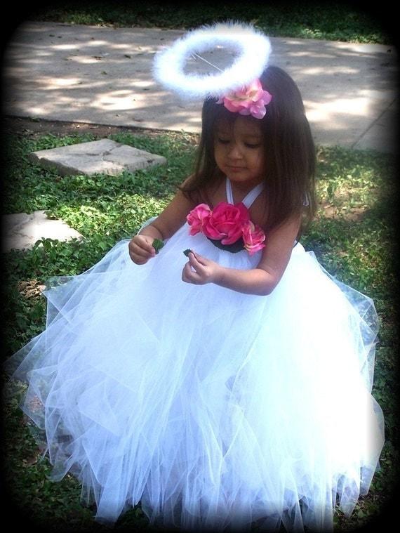 توتو فرشته بوتیک لباس صحنه و لباس مجموعه ای از 12 ماه 2T 3T 4t 5T