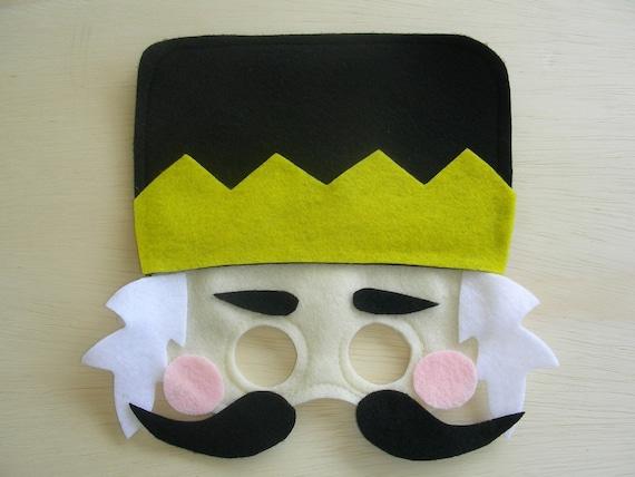Childs Nutcracker Mask