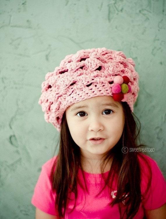 کلاه بره برگشت پذیر صورتی -- اندازه از 3 MOS تا 5T
