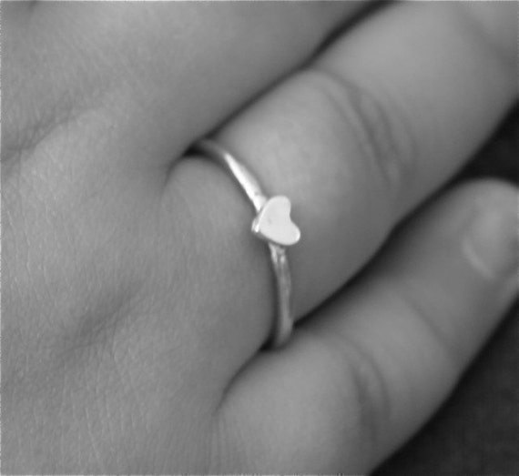 Original Tiny Heart Ring - 1 ring