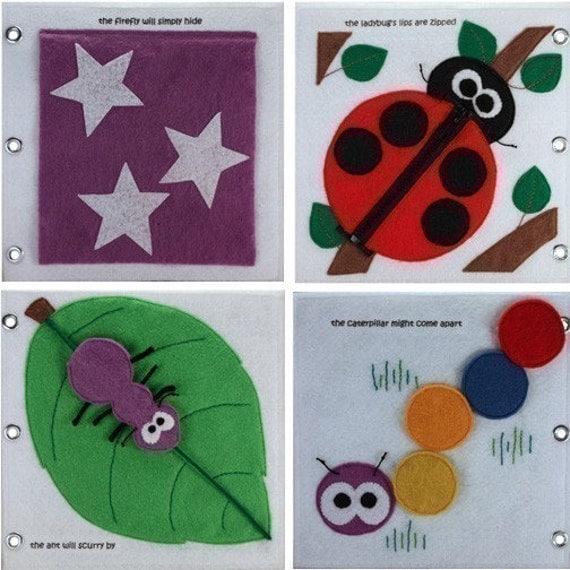 Как сшить книгу для малыша