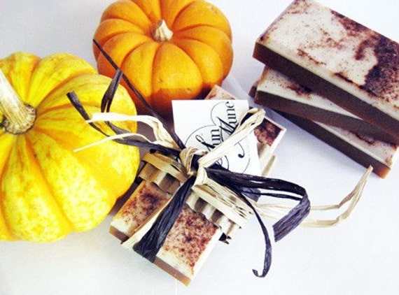 Pumpkin Soap - Pumpkin Jack - A Soap delicious enough to eat