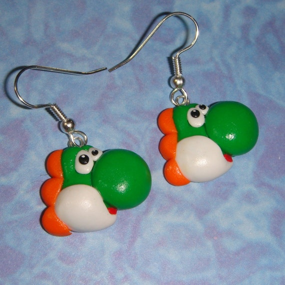 Yoshi Earrings