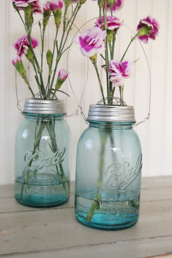 Wire for your Mason Jar Lantern