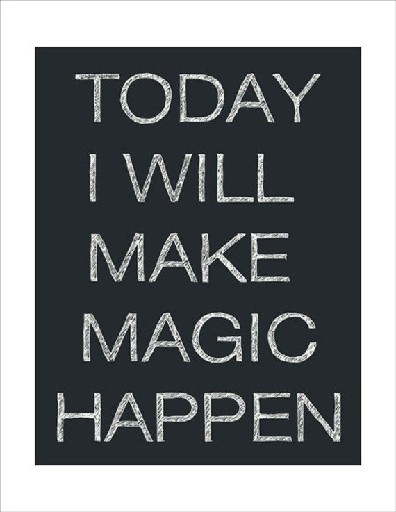 Make Magic- Fine Art Print