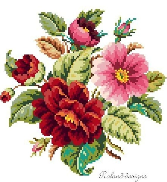 Free Cross Stitch Patterns and Lessons from About.com Cross Stitch