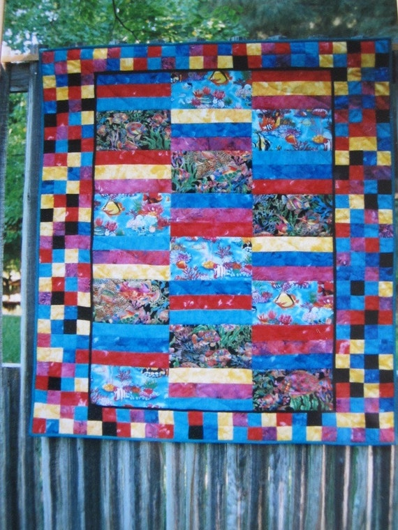 The Quilter's Quarters, Free Quilt Pattern