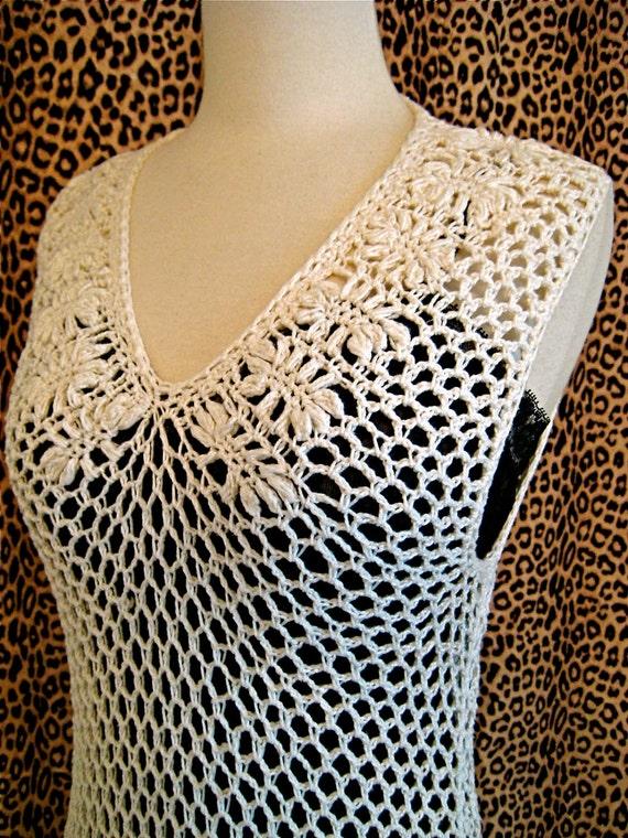 Crochet Pattern Central Dresses : CROCHET TUNIC DRESS How To Crochet