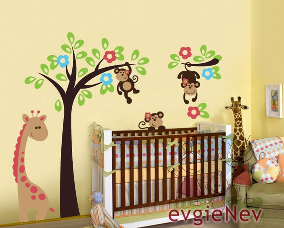 Beautiful Children Wall Decals Crafts Ideas Crafts For