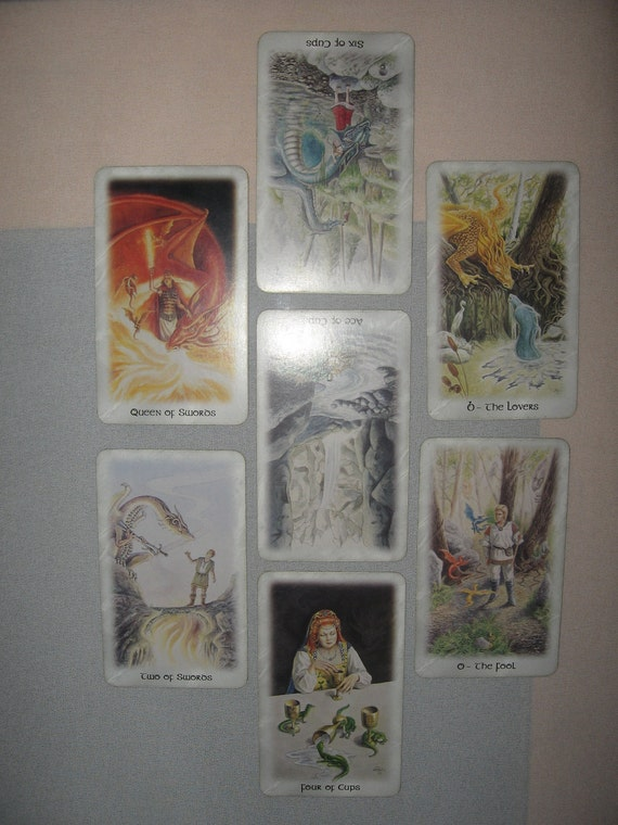 Love and Relationships - Six/Seven Card Intuitive Tarot Reading
