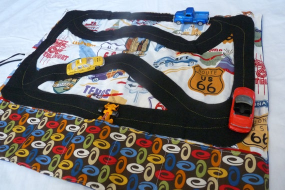 Roll and Go Carmats