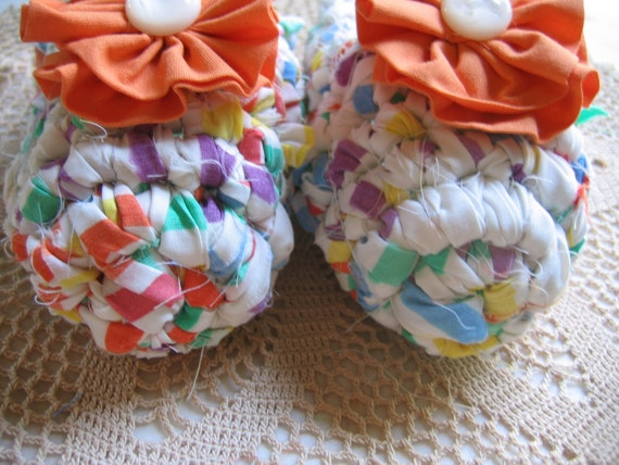 Easy to Make Crochet Slippers - LoveToKnow: Answers for Women on