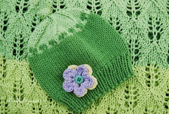 مجموعه ای پتو و کلاه ، درخشش الیاف طبیعی پنبه handknit پتو توری در 3 رنگ سبز فام سرپا نگه داشتن عکس. Redy به کشتی از کلرادو