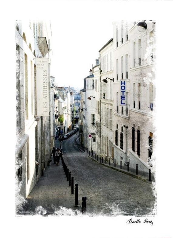 Рюэля, Париж - Paris Photo - художественной фотографией - Париж Декор - Париж Фото