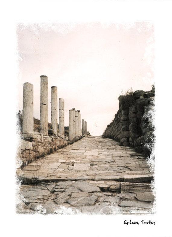 Турция Коллекция Numero 1 - Турции стока - художественной фотографией - Стена Декор - Археология - Средиземное море Фото