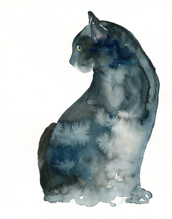 Custom Pet Portraits by Ron Krajewski - Watercolor Paintings & Prints