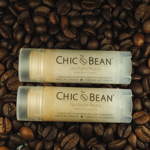 CHIC Bean SpotLight-Ready HighLight & CoverUp / with Vitamin E (Concealer, Corrector, Highlighter and More)