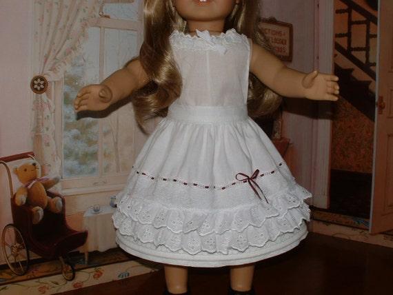American Girl doll Civil War Era Corded Petticoat 1850s pre-crinoline