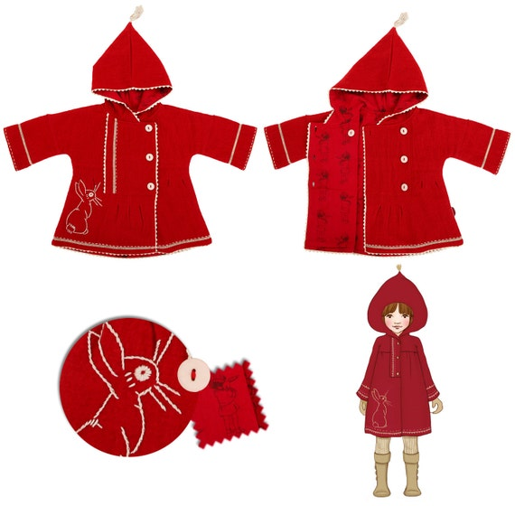 Boo Crimson Coat