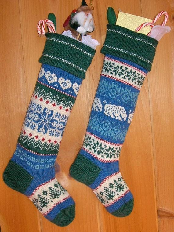 pewter+sage: Stuck on Stockings