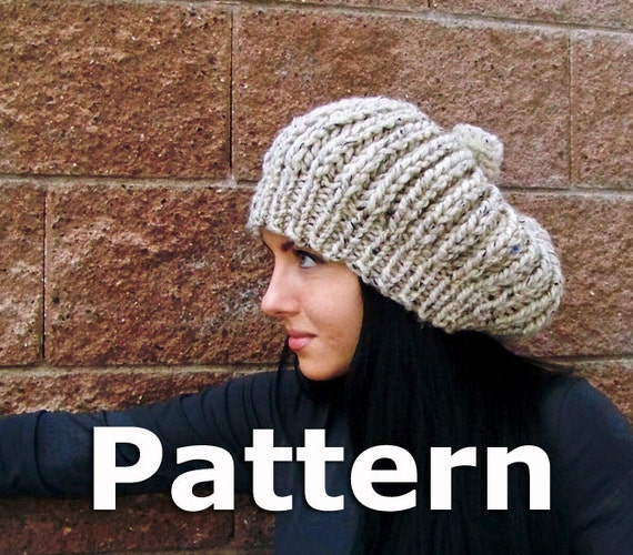 Free Crochet Hat Patterns For Halloween : SLOUCH HAT PATTERNS Free Patterns