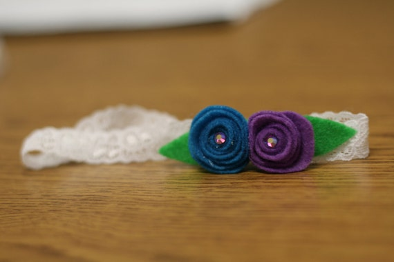 Lovely Flower Headband