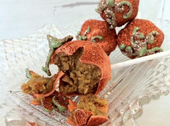 Autumn's Spiced Pumpkin Pops