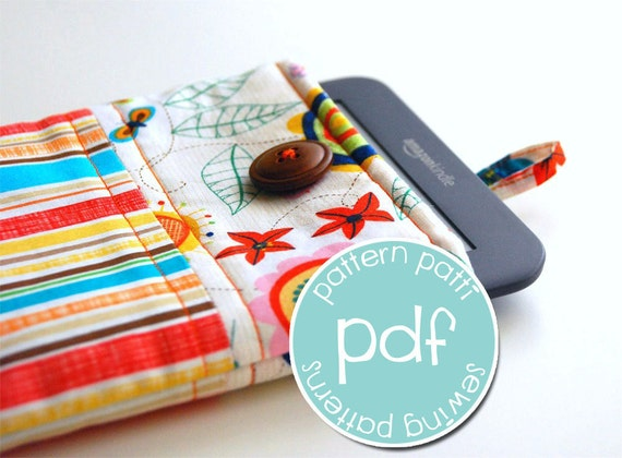 New Kindle Sleeve pattern