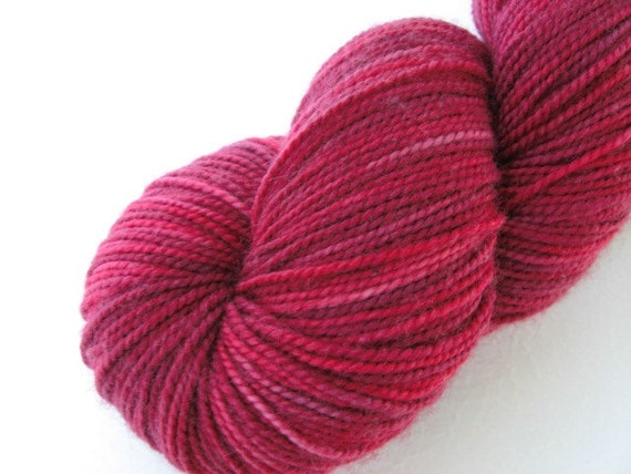Sock Yarn Hand dyed Superwash Merino / Nylon - Bing