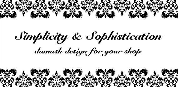 Simplicity & Sophistication: pre-made shop design
