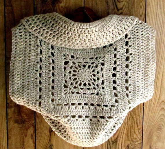 Back to Basics Crochet: Make a flat circle with double crochet