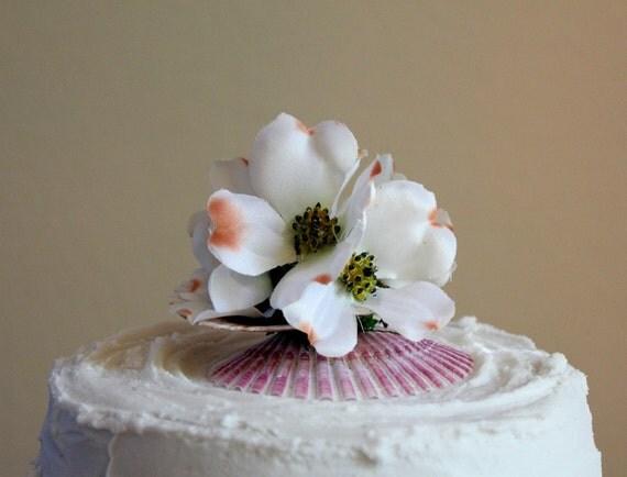 Seashell торт Топпер