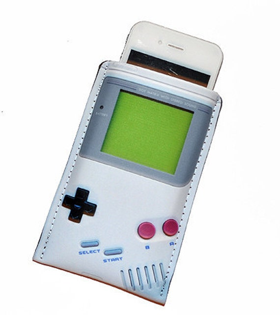 iPhone Video Game Handheld Cell Phone Case  iTouch, Smartphone