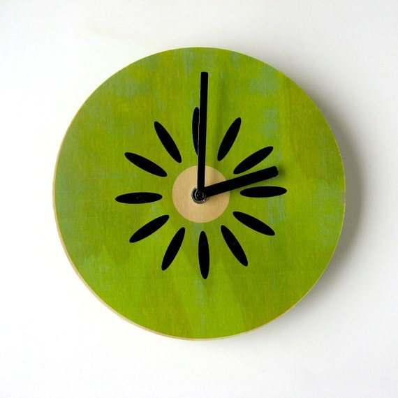 Objectify Fruity Wall Clocks