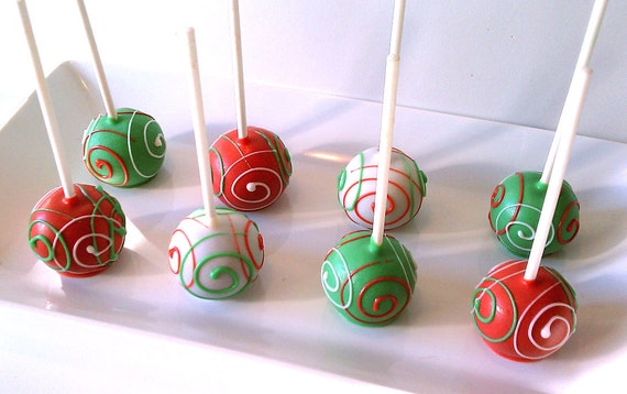 Cake Pop Christmas Decorating Ideas : Release Me Creations: Taste Test Tuesday Christmas Party