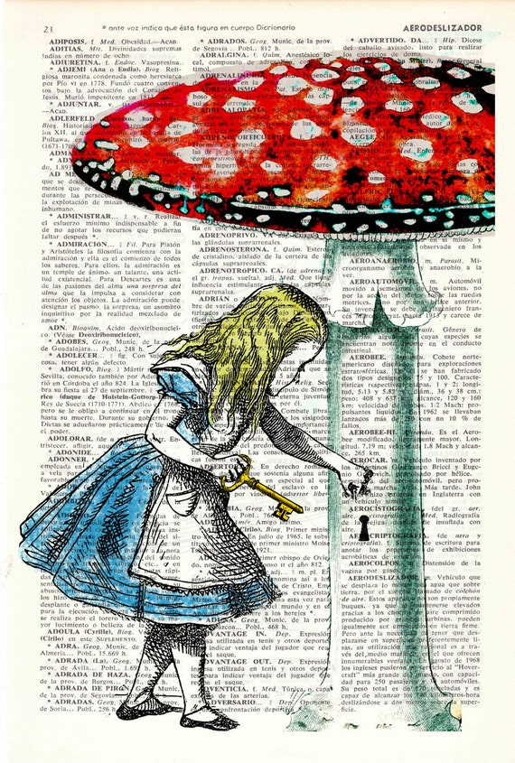 Gazophylacium de juny 2012 Alice and wonderland art projects