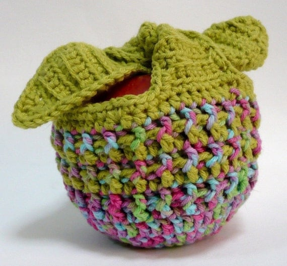 French Press Cozy - A Free Crochet Pattern