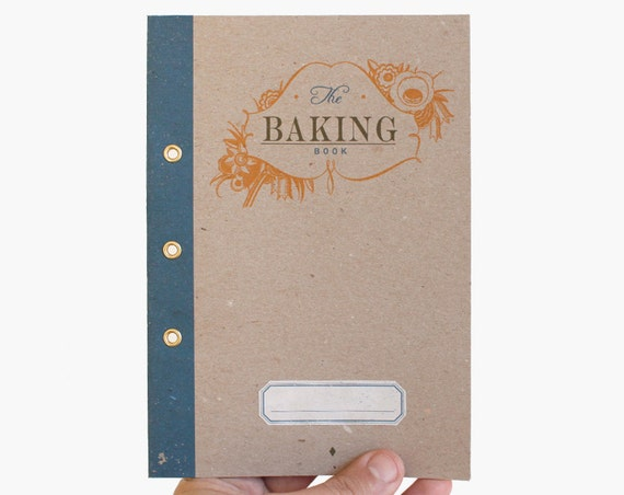 The Baking Book - limited edition of 30
