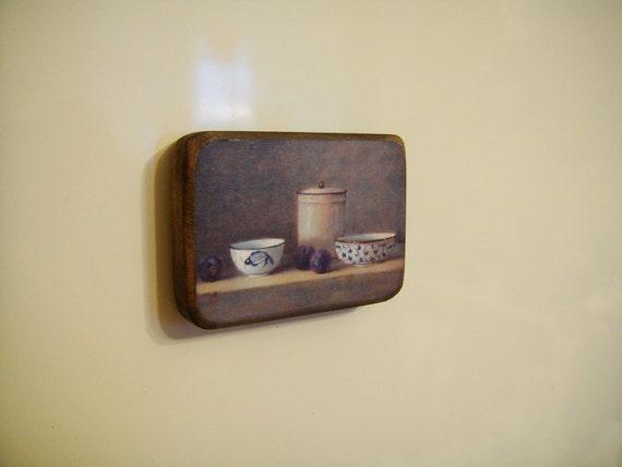 Кухня магниты - комплект из 2 - подарок для друга - бесплатная доставка по всему миру