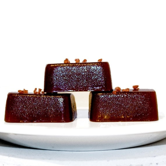 Vegan Guinness Caramels - Salted Soft and Rich Caramels - Valentines Day - 1/2 pound