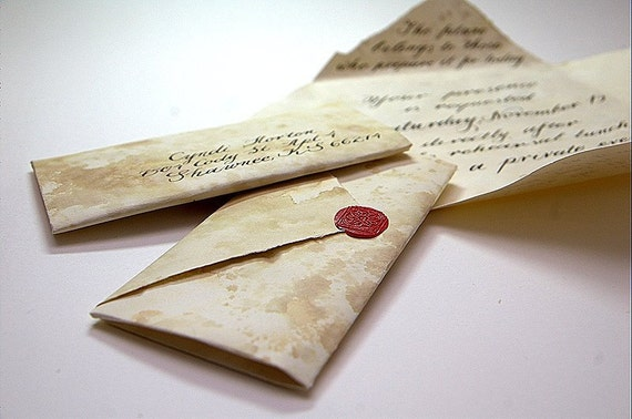 Medieval Wedding Invitation Wording: The Northern Bride: Wedding Invitations Part 2 : Luxurious
