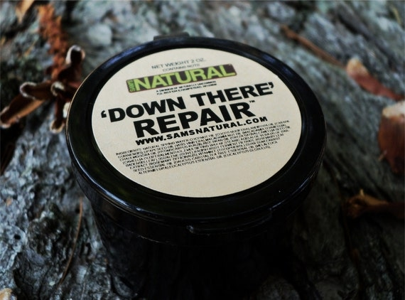 Down There Repair Healing Cream, Gifts for Men, Lotion, Cream, Men, Gift for Man, Healing Lotion