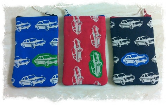 iPhone Cozy--Echino-Nico Cars