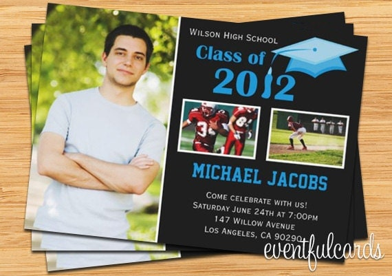 Printable Class of 2012 Graduation Card